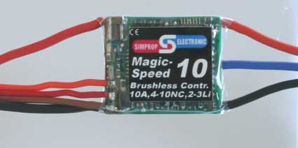 MAGIC SPEED 10