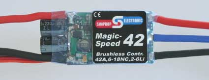MAGIC SPEED 42