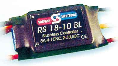 RS 18-10 BL