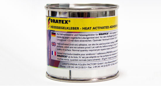 COLLE THERMO ACTIVABLE ORATEX 100 ml