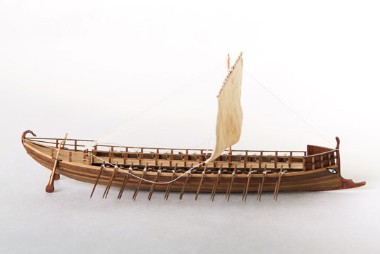 GREEK BIREME 1/72