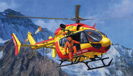 SRB - EC145 SECURITE CIVILE