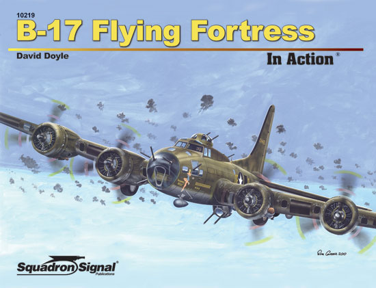 B-17 FLYING FORTRESS - IN ACTION