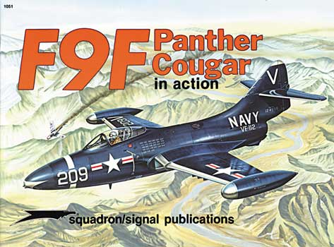 F9F PANTHER/COUGAR IN ACTION