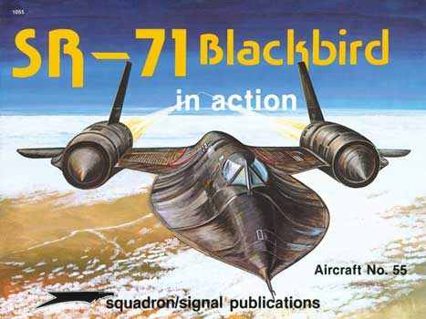 SR-71 BLACKBIRD IN ACTION