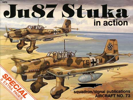 JU 87 STUKA IN ACTION