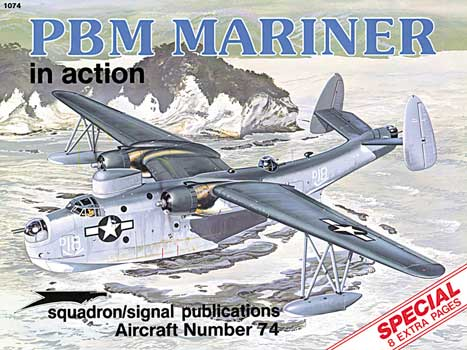 PBM MARINER IN ACTION