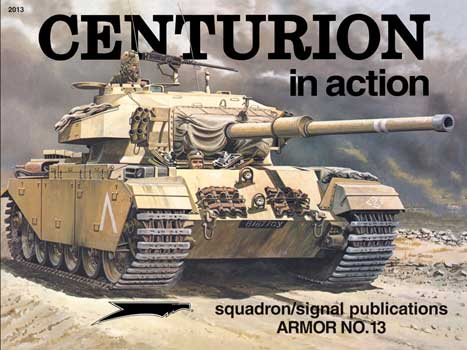 CENTURION IN ACTION