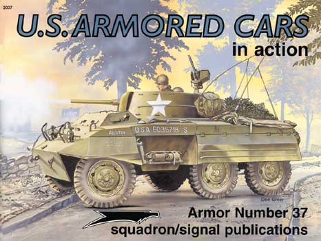 US ARMORED CARS IN ACTION