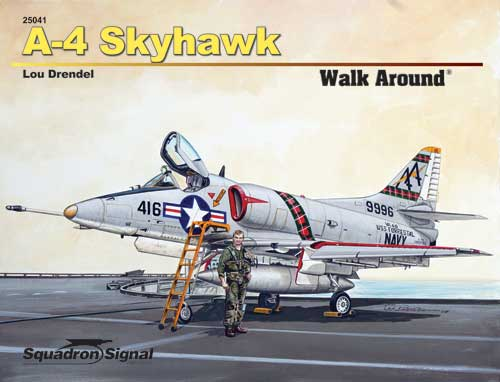 A-4 SKYHAWK WALK AROUND