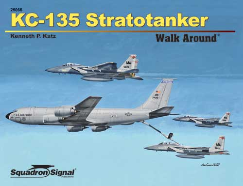 KC-135 STRATOTANKER WALK AROUND