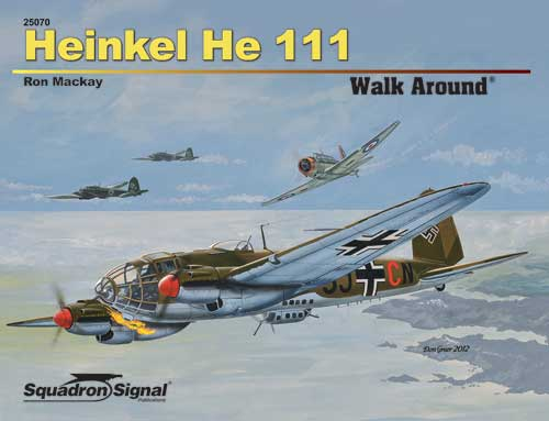 HEINKEL HE 111 WALK AROUND