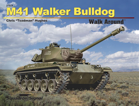 M41 BULLDOG - WALK AROUND
