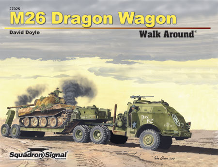 M26 DRAGON WAGON - WALK AROUND