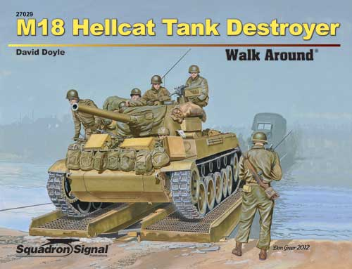 M18 HELLCAT TANK DESTROYER WALK AROUND