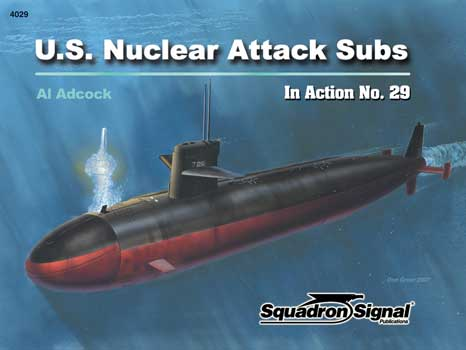 US NUCLEAR ATTACK SUBMARINES IN ACTION