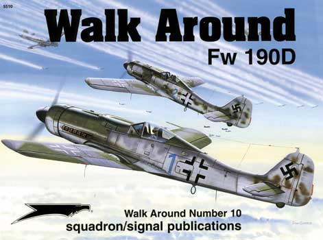 FW 190D WALK AROUND