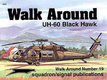 UH-60 BLACKHAWK WALK AROUND