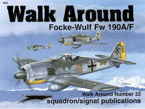 FW 190A WALK AROUND
