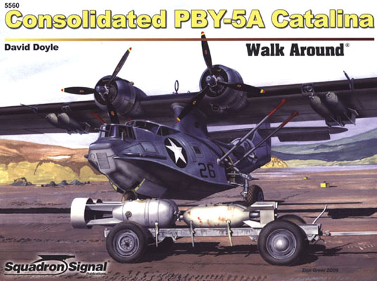 PYB-5A CATALINA Walkaround