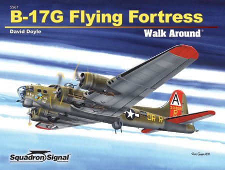 B-17G FLYINFORTRESS - WALK AROUND