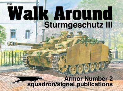 STURMGESCHUTZ III WALK AROUND