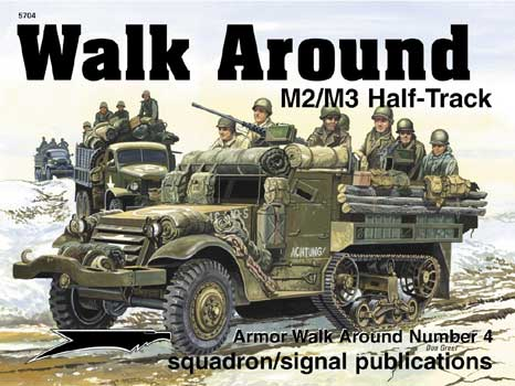 M2/M3 HALF-TRACK WALK AROUND