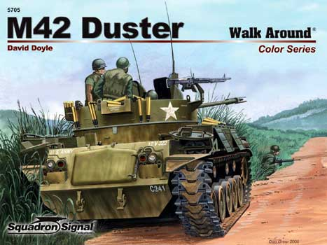 M42 DUSTER COLOR WALK AROUND
