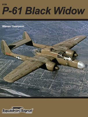 P-61 BLACK WIDOW SPECIAL