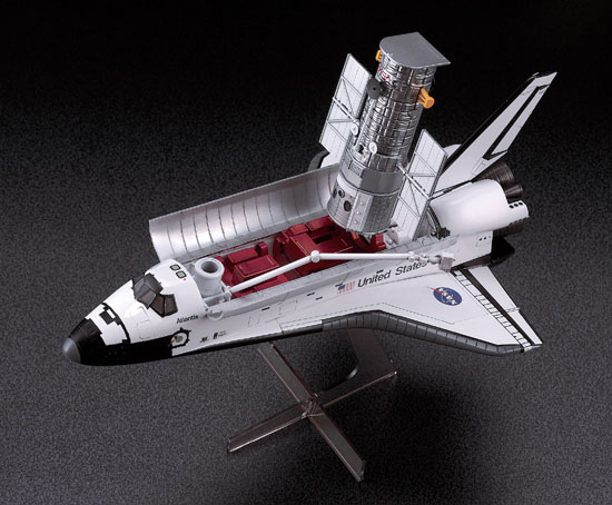 NASA SPACECRAFT 1/200