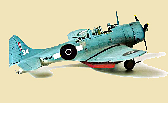 SBD-4 Dauntless 1/48
