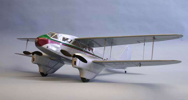 DEHAVILLAND DH-89 DRAGON R/C