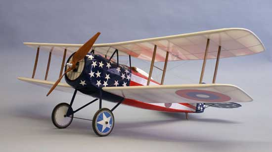 SPAD XIII ELECTRIC R/C
