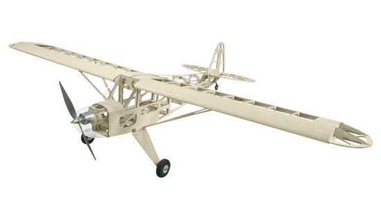 Piper J3 .40 EP GP Kit 1/6