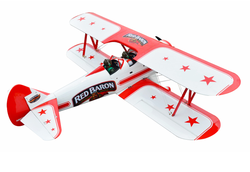 Red Baron Stearman 20cc ARF