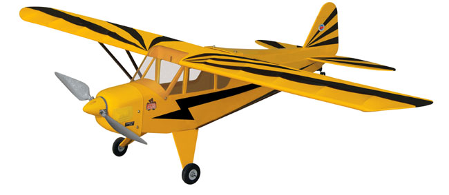 CLIPPED WING CUB EP ARF