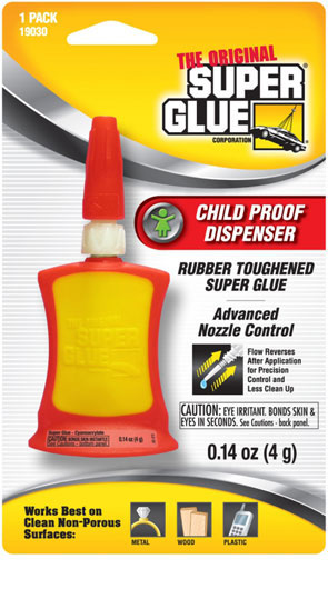 SUPER GLUE UNIVERSELLE - 4 grammes