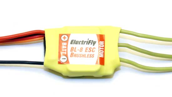 Variateur Brushless BL-8