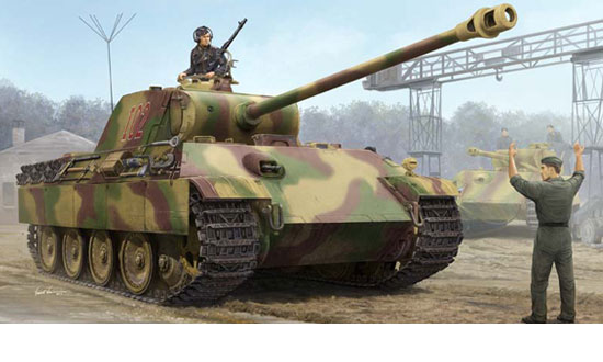 German Panther G 1/16