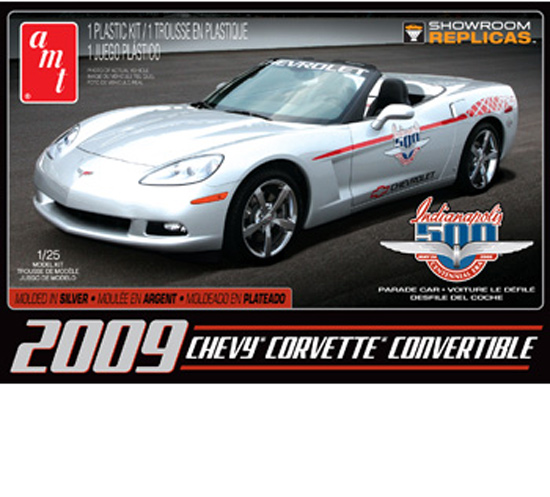 Corvette Indy Parade 1/25