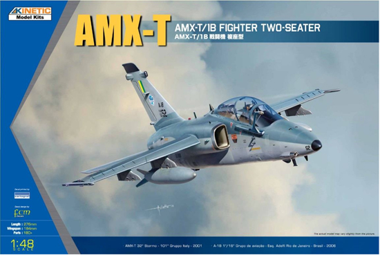AMX-T/1B Bi Places 1/48
