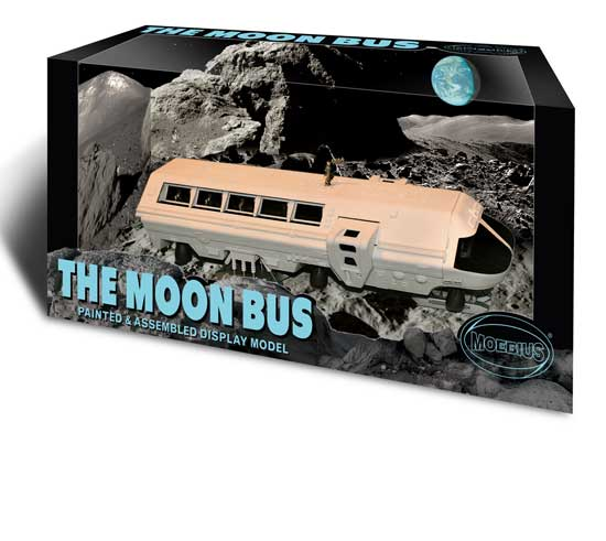 Moon Bus Monté 1/50