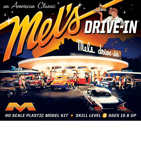 MELS Drive In 1960 Kit
