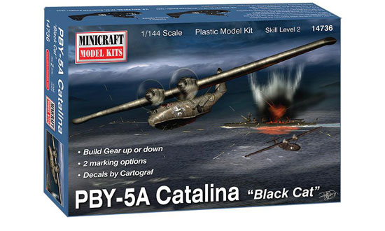 PBY-5A Catalina 1/144