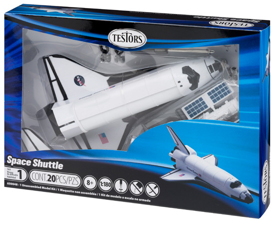 Space Shuttle 1/180