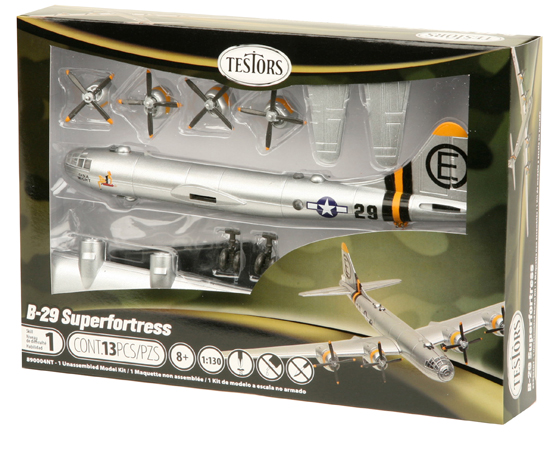 B29 Super Fortress 1/130