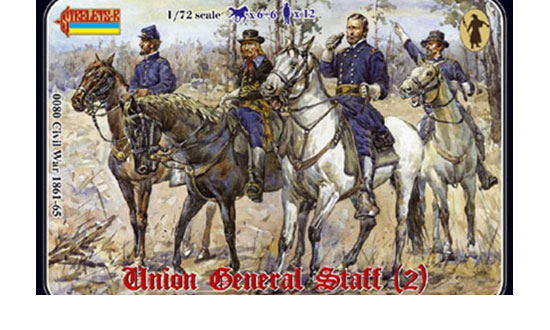 Union's general staff