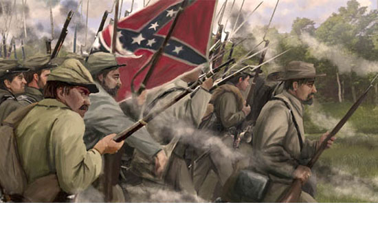 Pickett's charge 2 1/72