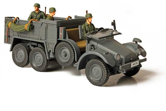 German Kfz. 70 Personnel Carrier 1/32