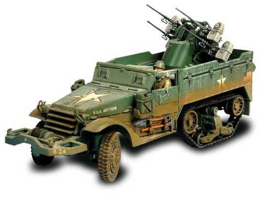 US M16 Motor Carriage 1/32